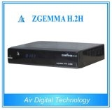 Running速いDVB S2 DVB T2/C Broadcasting Equipment Smart TV Box Zgemma H. 2h