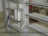 Obturador de alumínio aprovado do Ce da alta qualidade do preço de fábrica