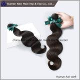 """20 """" tessuto dei capelli umani dei capelli umani 100 dell'onda del corpo"""