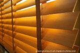 """2 """" cortinas Venetian de madeira (cortinas de indicador)"""