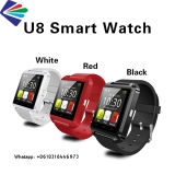 U8 Watch Bluetooth 230mAh Battery Sport Smart Watch pour Phone