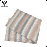 Sciarpa graduale del cambiamento di colore lavorata a maglia inverno di modo