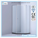 Ce/SGCC/CCC 증명서 (A-CVP026)를 가진 선회축 경첩 샤워 울안