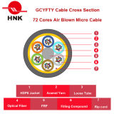 6 ~ 72 Cores Air Blown Micro Cable (GCYFTY)