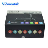 Zoomtak T8X TV Box avec Android 5.1 OS Amlogic S905 Chip Kodi 16,0 Installer