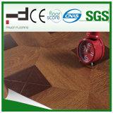 Plancher stratifié par Brown classique de la boucle circulaire HDF
