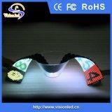 Signe mou flexible polychrome d'affichage de la qualité d'intérieur LED