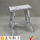 [شنس ستل] مقادة كرسيّ مختبر أثر قديم [هندمد] خشبيّ كرسيّ مختبر مستطيلة