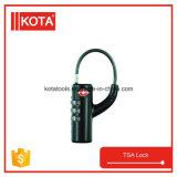 아연 합금 바디 안전 여행 집 수화물 Tsa 자물쇠 통제
