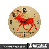 Bestsub personalizó el reloj impreso foto del panel duro de los 20cm (HBZ01)