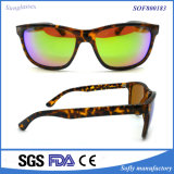 Óculos de sol espelhados Revo Multicolor da estrela do partido da forma nova de Arrivaling