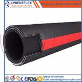 Tubo flessibile flessibile di gomma di aspirazione e di scarico dell'olio