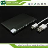 2017 neuestes Kreditkarte OTG USB-Blitz-Laufwerk + Energien-Bank-Aufladeeinheit