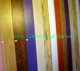 Decoración que lamina la película rígida del PVC para el techo, puerta, solando la laminación