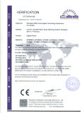 2PCS Dx5 1440dpi A0 UV 인쇄 기계를 가진 세륨 증명서 Wer-Ef1310UV