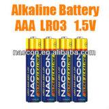 Lr03 1.5V alkalische Batterie