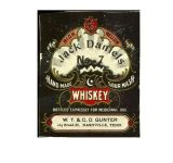 Segni su ordinazione del whisky del metallo dei regali del mestiere dell'annata della piastra di metallo della decorazione