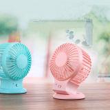 Heet verkoop de Minigelijkstroom 5V Navulbare Ventilator van de Gift