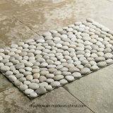Камень камушка циновки настила украшения двери естественный