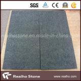 G684 China Perlen-Schwarz-Granit-Bodenbelag-Fliesen