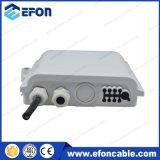 Coffret d'extrémité optique des paires FTTH du diviseur 10 de fibre de Gpon ONU (FDB-08E)