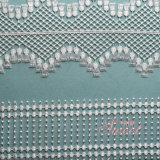 Il disegno del cliente ha accolto favorevolmente il merletto bianco di alta qualità di modo di vendita calda