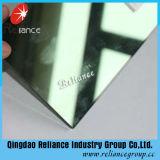het Donkergroene Weerspiegelende Glas van 5mm/5.5mm/6mm/Gekleurd Glas/het Glas van het Venster met Certificaat