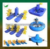 Het Beluchtingstoestel van het Scheprad van de Drijvende kracht van de Machine 2HP 1.5kw 6 van de Vijver van vissen
