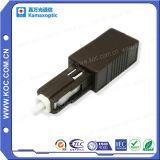 Atenuador fijo de fibra óptica fija