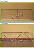 판매를 위한 판매 가축 문 목장 문을%s Xiangming 금속 농장 문