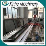 Máquina plástica de alta velocidad modificada para requisitos particulares del estirador para la cadena de producción del perfil