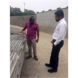 Macchina per fabbricare i mattoni automatica idraulica per l'Africano, Medio Oriente