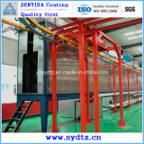 Puder Coating Machine/Equipment/Painting Line von Hanging Conveyor