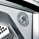 Haushaltsgerät-Aluminiumfilter-Reichweiten-Hauben-Kamin