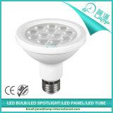 bianco caldo del riflettore di 110V 12W E27 PAR30 LED