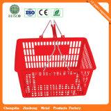 La couleur peut être personnalisée Cargo Shopping Laundry Basket (JS-SBN04)