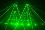 Bewegender Head Green Laser Light für Stage Disco DJ (HL-090)