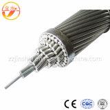 Алюминиевой проводник кабеля ACSR проводника усиленный сталью