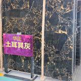Die Qualitäts-Türkei-graue Marmorplatte für Verein-Wand