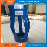 API 10d Single Piece Cut Casing Centralizer für Schmieröl-Drilling Use