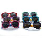 Qualität modernes UnisexTr90 scherzt Sonnenbrillen