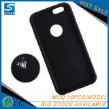 Cas de téléphone mobile de caisse d'armure de tendance de vente d'usine pour l'iPhone 7plus