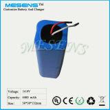14.8V 5ah nachladbare Li-Ionbatterie (MESENS)