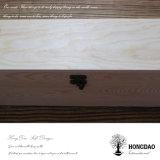 Hongdao 주문 간단한 나무로 되는 포도주 상자 Wholesale_L