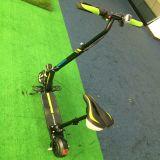 2つのペダルのFoldable電気バイク