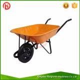 Wheelbarrow com capacidade de carregamento 130kg e peso 12.50kg
