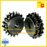 Standard soudés 05b-2 Steel Wheel Stock Sprocket