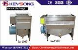 Pani électrique Puri faisant frire la machine