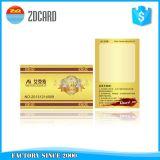 Lege Rewritable Plastic Slimme Kaart met Spaander Sle4442