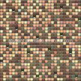 Casca cerâmica da telha da parede do material de construção de Hangzhou Royllent de telhas do mosaico do ACP da etiqueta
